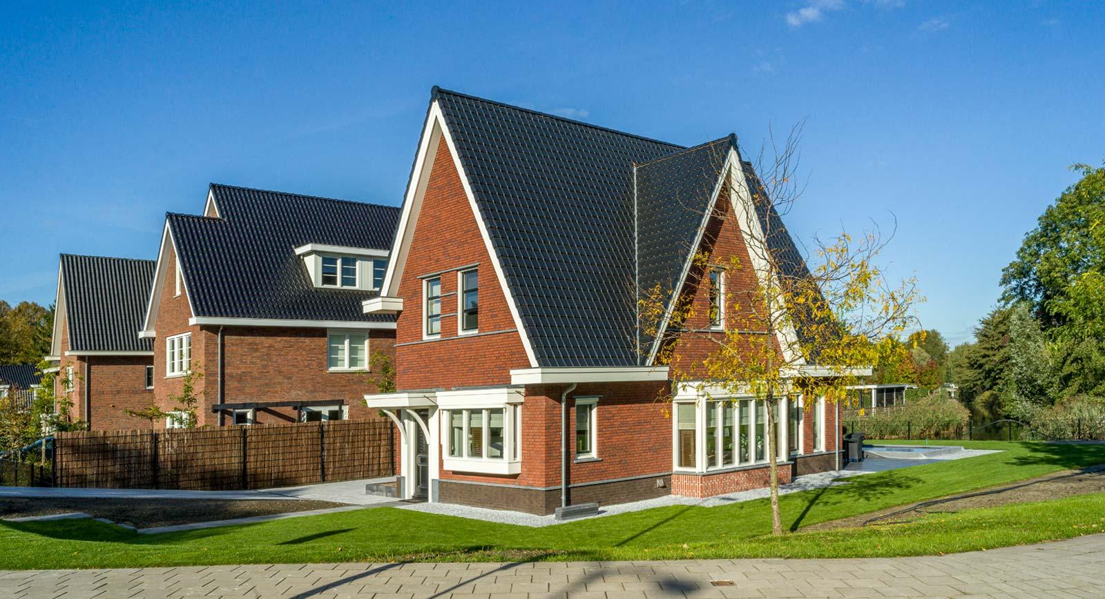 Luxe nieuwbouwvilla in Ridderkerk door Martinu voorzien van complete elektrische installatie op maat